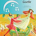 Giselle [livre + cd]