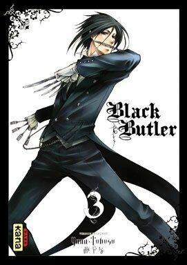 Black Butler, tome 3