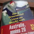 Crime au moulin vert - kerry greenwood