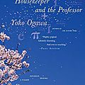 The housekeeper and the professor (yoko ogawa)