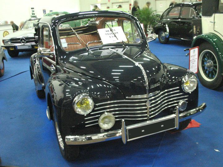 renault 4cv d couvrable 1950 1956 autos crois es. Black Bedroom Furniture Sets. Home Design Ideas