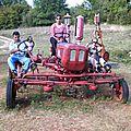 Tracteur Cuzals