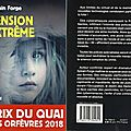 Tension extrême - sylvain forge