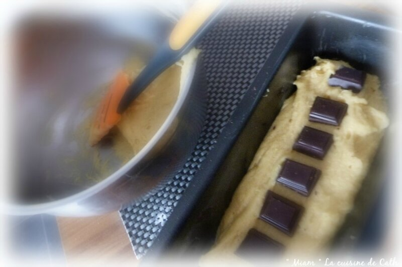 cake carrés choco4