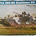 Pla zbd-05 amphibious ifv - part 01 - presentation et montage 1ere partie