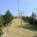 Le Mont ULUDAG dit la Montagne des moines