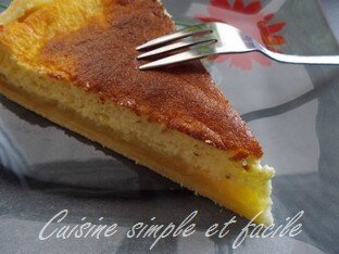 tarte fromage pomme 06