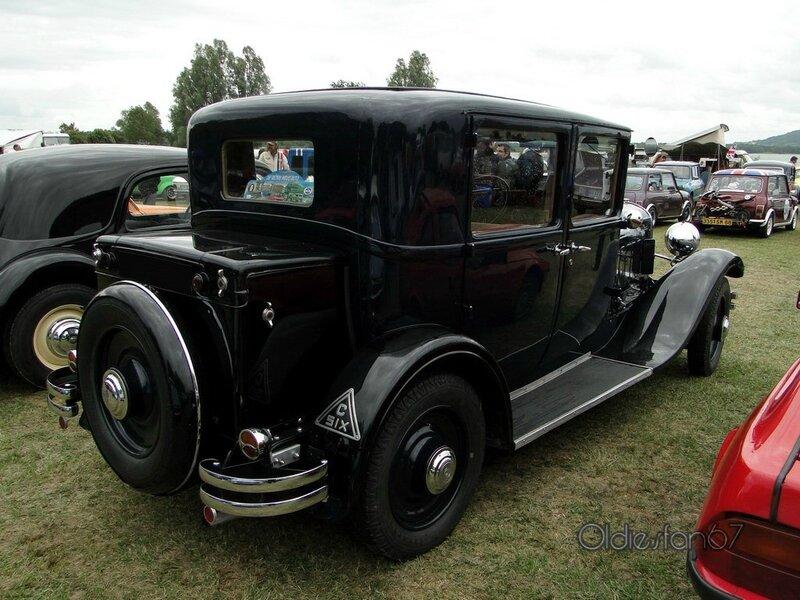 citroen c6 berline 1930 b