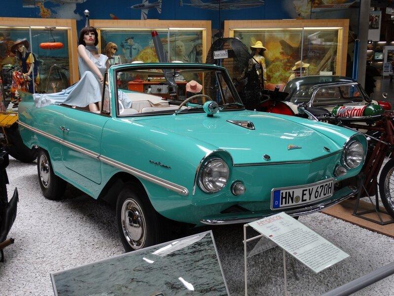 AMPHICAR Model 770 1967 Sinsheim (1)