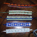 Collection de bracelets !