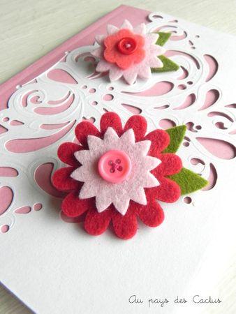 Bijoux en fleurs Au pays des Cactus 3