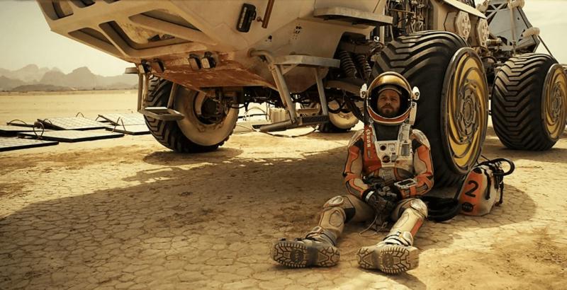 The Martian (2)