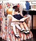 Dans un fauteuil moelleux des histoires merveilleuses