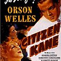 Citizen Kane (Orson Welles)