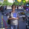 A Paris pour ma remise de prix littéraire - Juin 2006 -