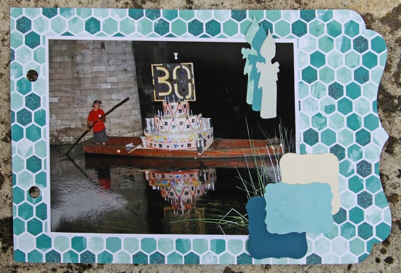3 - Le gâteau des 30 ans
