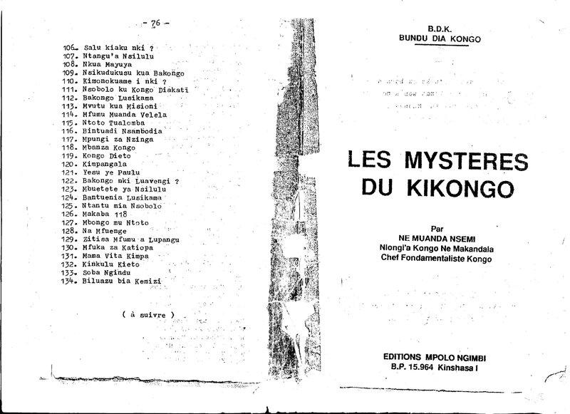 MYSTERE KIKONGO 001