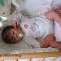 bebe brun reborn