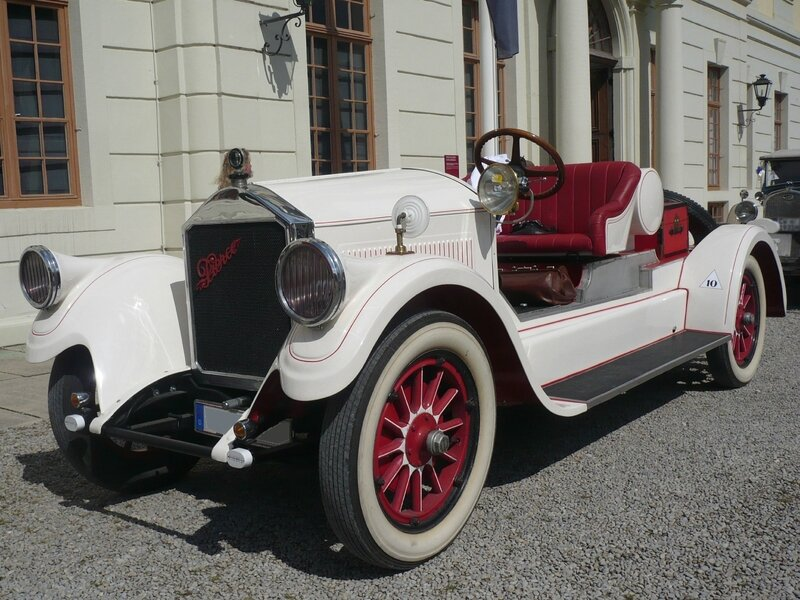 PIERCE ARROW Model 80 Raceabout 1925 Ludwigsburg (1)