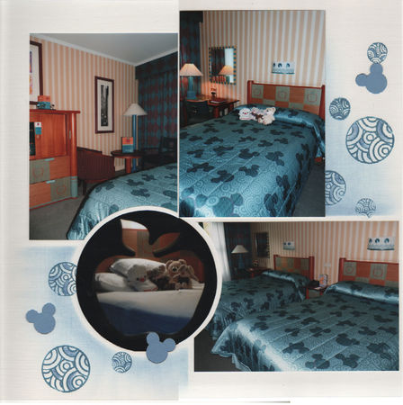 Disneyland hotel new york chambre scrapjeannot for Chambre hotel disney