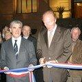 inauguration de la mairie de Tarbes