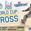 World cup para snowboard du 1er au 4 février 2011