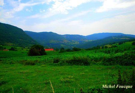 10) paysage entre Lompnas et Seillonnaz
