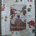mail art bon voyage filetpatch