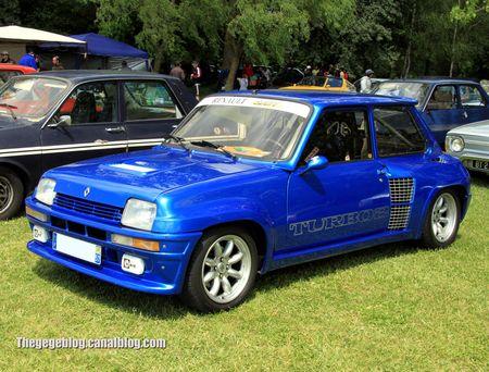 Renault 5 turbo 2 (Retro Meus Auto Madine 2012) 01
