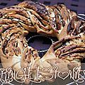 Kringle Estonien façon St-Valentin de Virginie^_^au cook'in