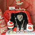 sweet table de st Valentin