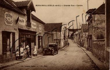 Maison ancienne morainvilliers 78 euros for Garage de la gare poissy