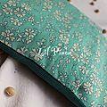 Cerise Capel turquoise