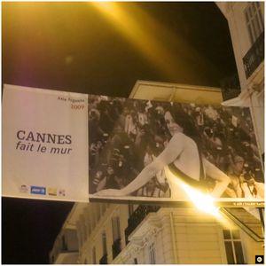 Cannes fait le mur (2)