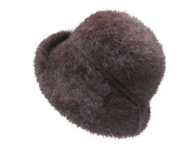 chapeau en poil de cheveu