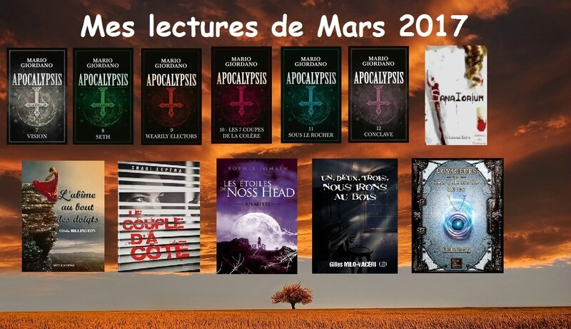 lectures mars 2017