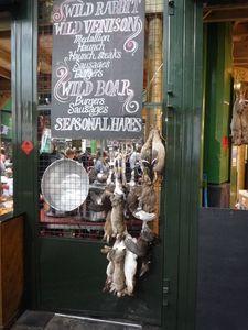 Borroughs Market 2012 Londres Venison 017