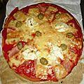 Pizza nina