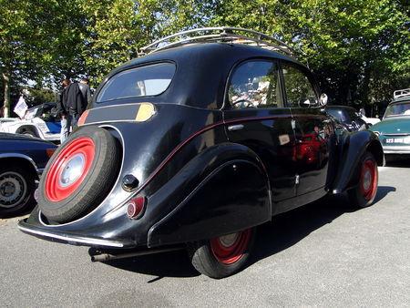 PEUGEOT 202 1949 A la Recherche des Autos Perdues Guermantes 2009 2