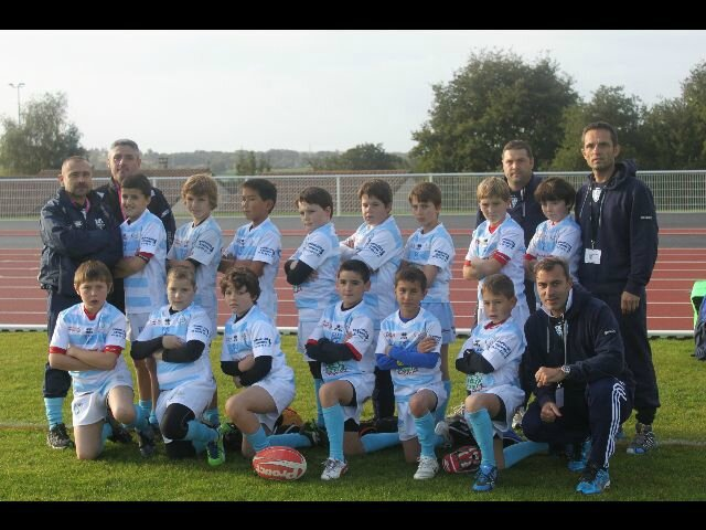 2013 Tournoi St Junien U11 3