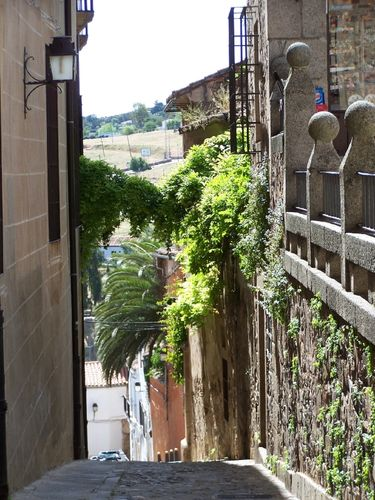 Caceres-ruelle'
