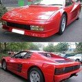 FERRARI - Testarossa - 1989