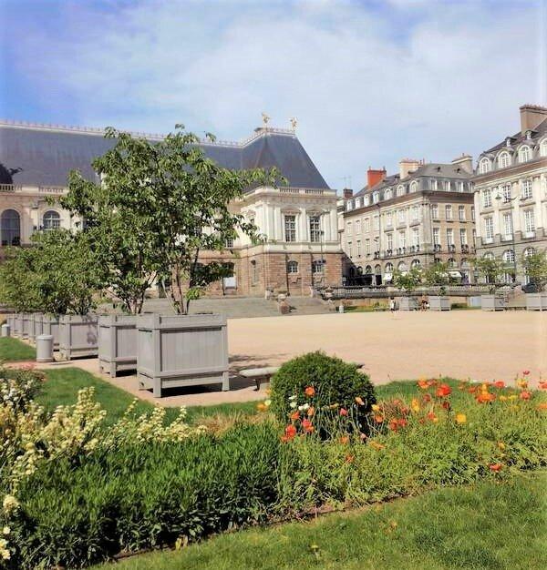 27 mai 2017 Parlement de Bretagne Rennes