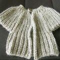 Utiliser ses restes de laine (et ses aléas...)