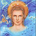 Le rayon bleu : rayon de la volonté divine en action (2)