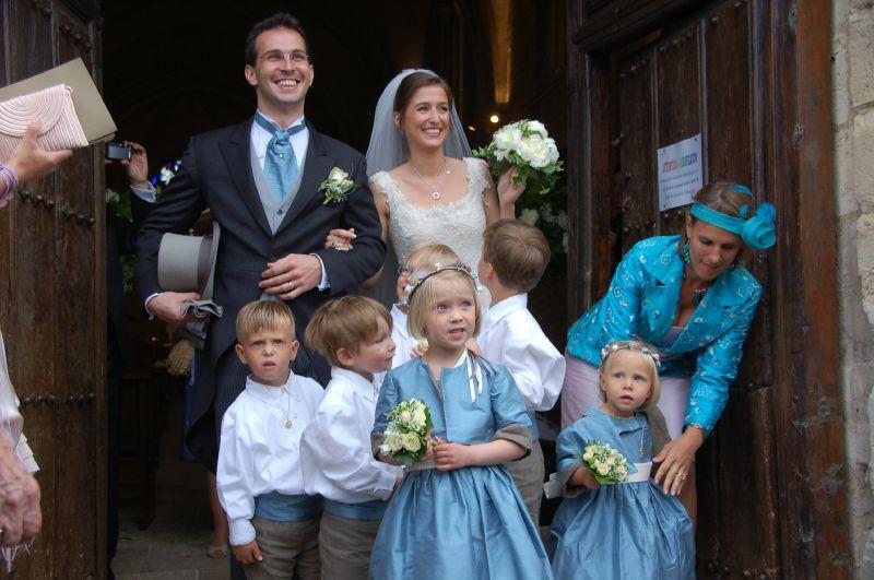 Le mariage du petit frère