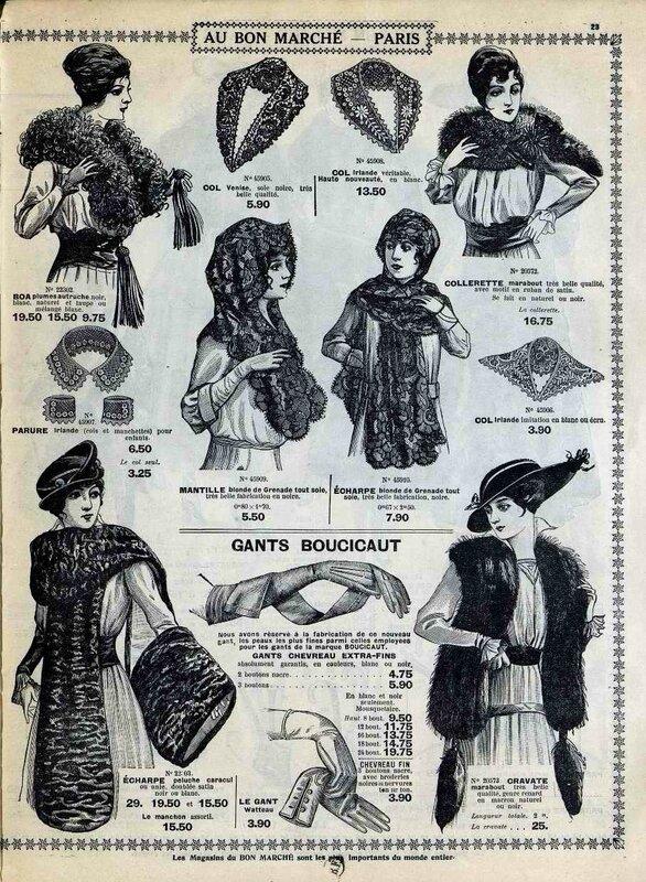 Bon marché 191554