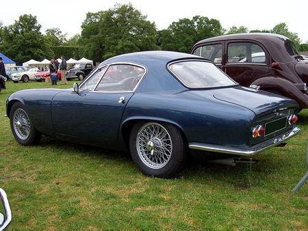 LOTUS type 14 Elite 1958 1953 Exposition de voitures anciennes du Vesinet en 2009 2