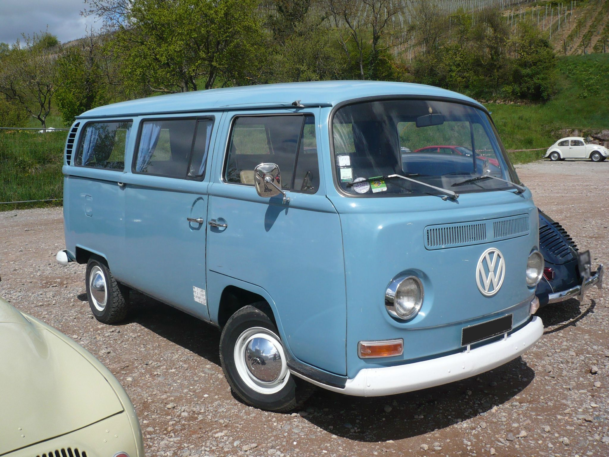 volkswagen combi type 2 van vroom vroom. Black Bedroom Furniture Sets. Home Design Ideas