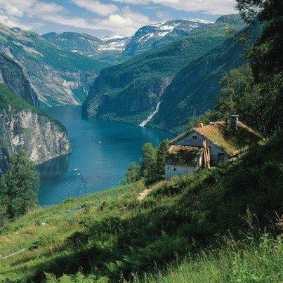 norvege fjord campagne